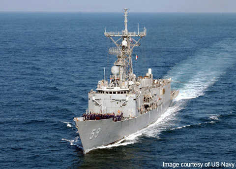 Egypt: Technical Support for 6 Frigates