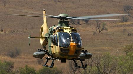Eurocopter & ATE Begin Firing Tests
