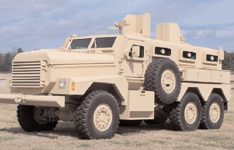 Force Protection: $64.1m Contract