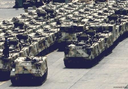 Iraq: Refurbishment of M113A2 APCs