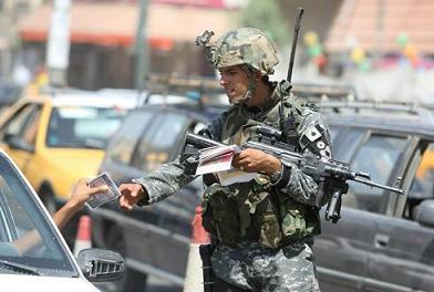 By Ahmad Al-Rubaye, AFP/Getty Images