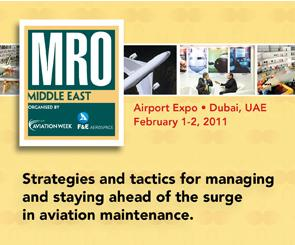 MRO MIDDLE EAST 2011