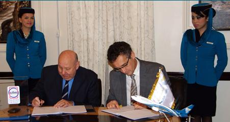 Oman Air & CFM: Engine Service Agreement