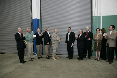 Oshkosh Opens New E-Coat Facility