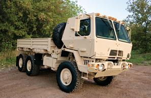 Over 3,700 Oshkosh Trucks & Trailers to the US National Guard
