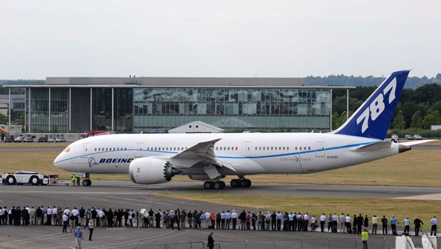 Saudia: 20% Fuel Saving with Boeing 787s