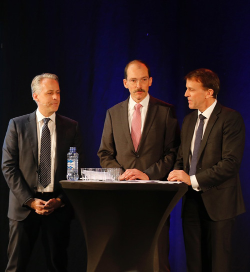 thyssenkrupp, Kongsberg Establish Joint Venture