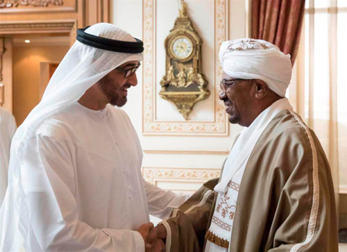 Sudanese President, Malaysian Defense Minister Visit UAE