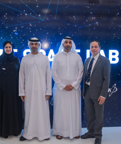 Yahsat Space Lab Launched at UAE's Masdar Institute