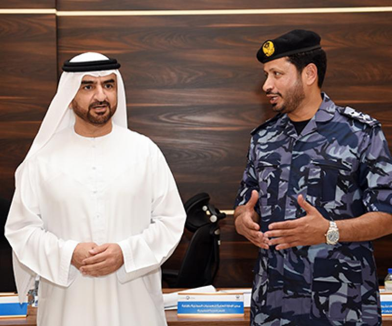 """Readiness 1"" Drill Launched in UAE"