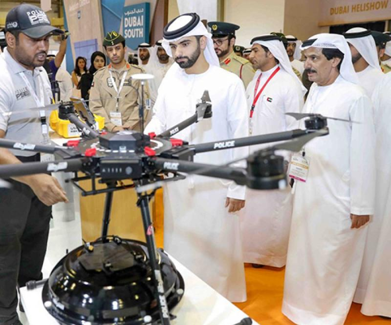 7th Dubai Helishow Concludes Today