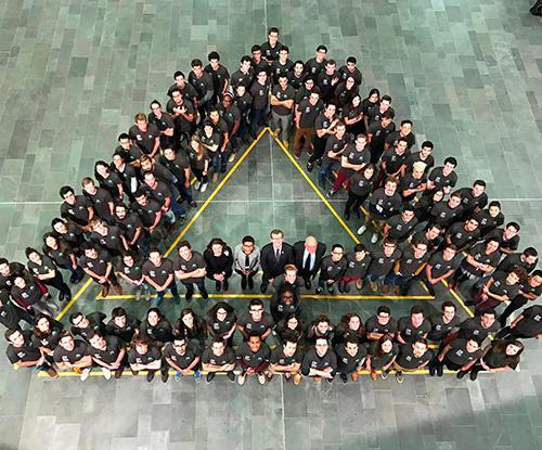 ARQUUS Sponsors 2020 Year of ENSTA ParisTech Engineering School