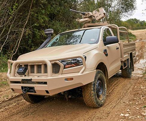 ARQUUS to Present Defense, Security Vehicles at Shield Africa 2019