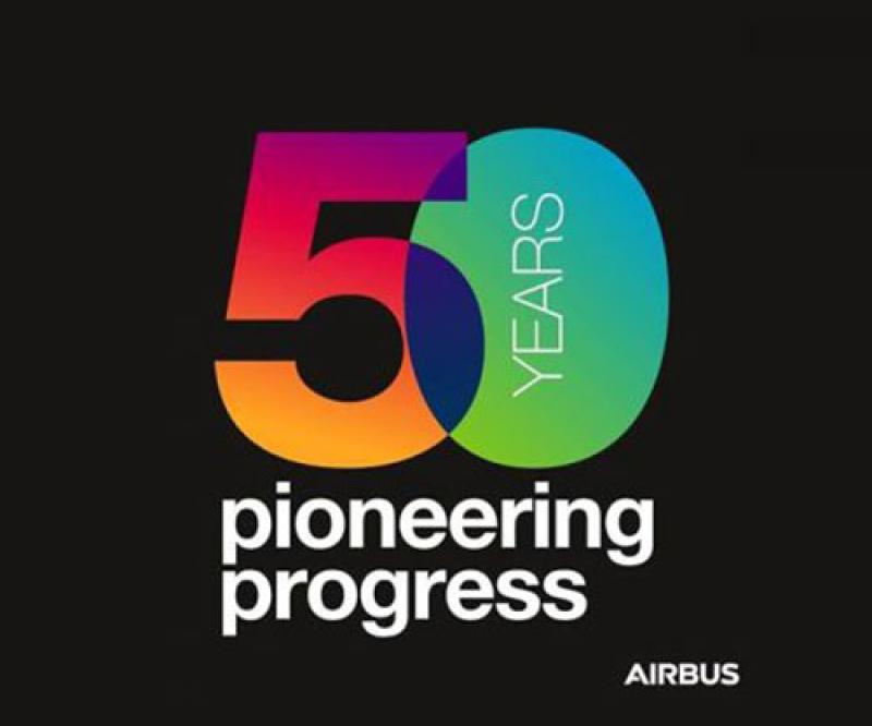 Airbus Celebrates 50 Years of Pioneering Progress