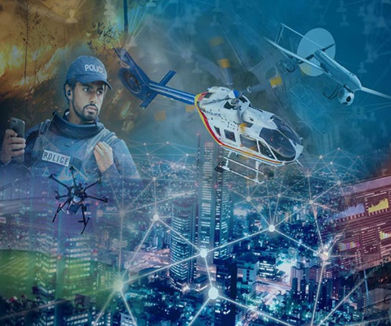 Airbus Showcases Integrated Security Strategy at Milipol Paris 2021