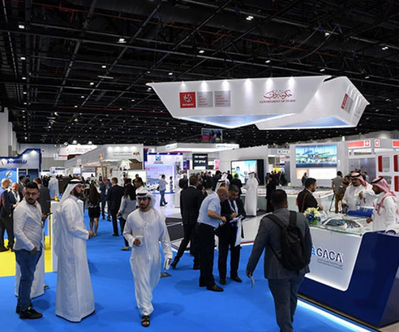 Airport Show Concludes in Dubai