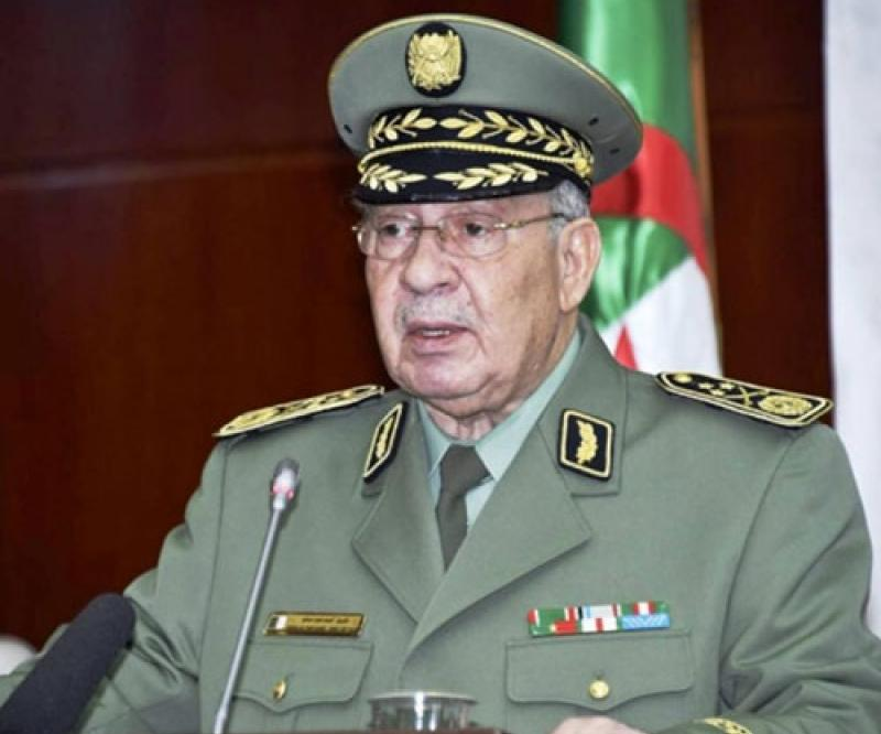 Algeria's Chief-of-Staff Passes Away