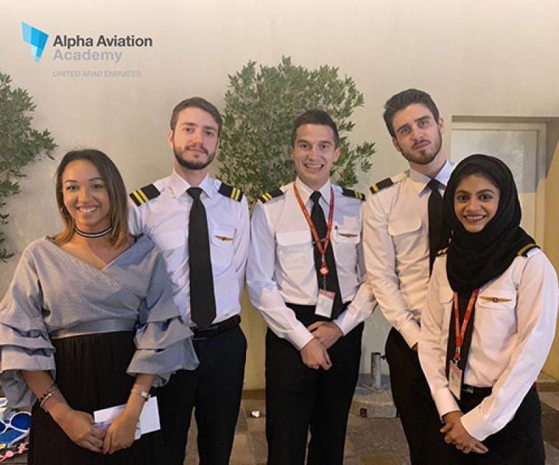 Alpha Aviation Academy UAE Celebrates 10th Anniversary