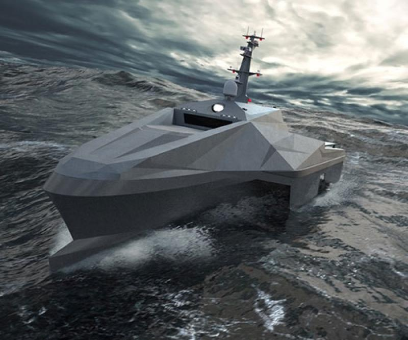BMT Launches Next Generation Hull-Form for Autonomous Operations