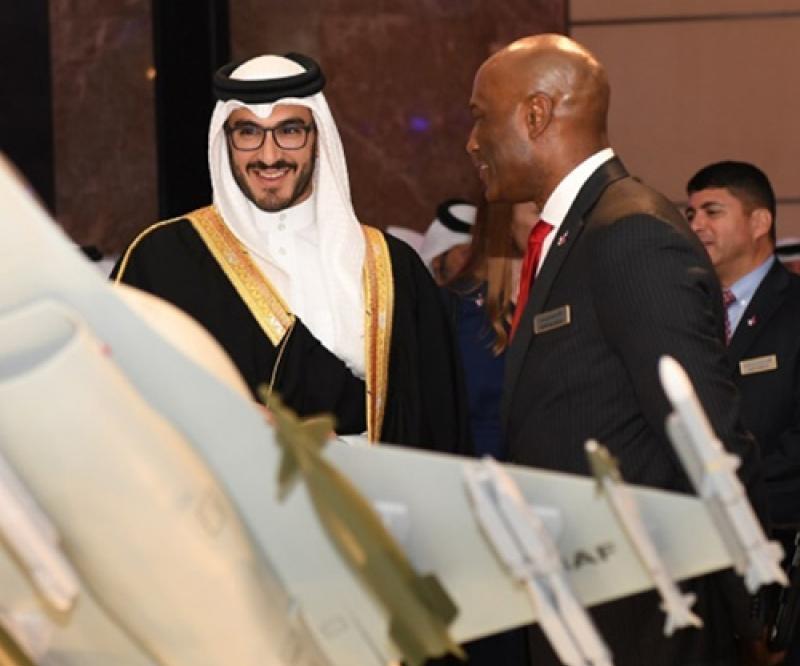 Bahrain, Lockheed Martin Celebrate 30 Years of Defense Cooperation