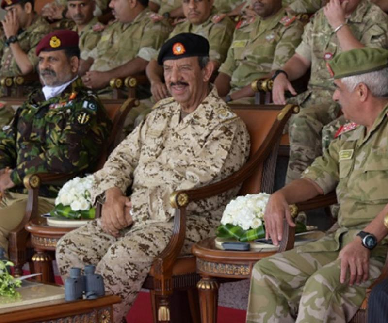 Bahrain's Defense Chief Patronizes National Guard's 22nd Anniversary