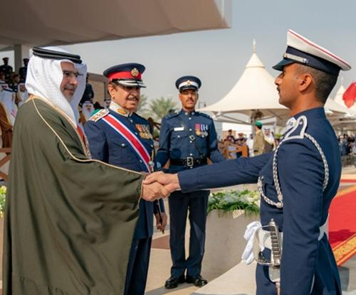 Bahrain's Royal Academy of Police Cadet Officers Holds Graduation Ceremony