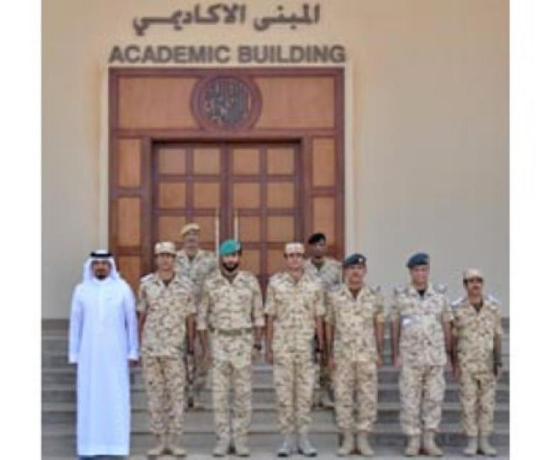 Bahrain's Royal Guard Commander Patronizes Cadets Graduation