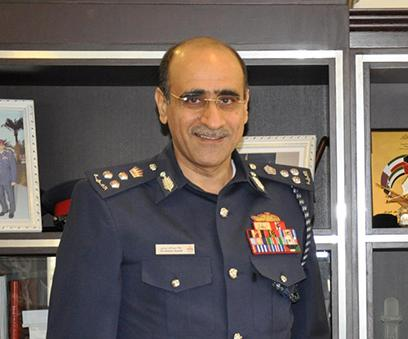Bahrain Coast Guard Commander Receives US Naval Chief
