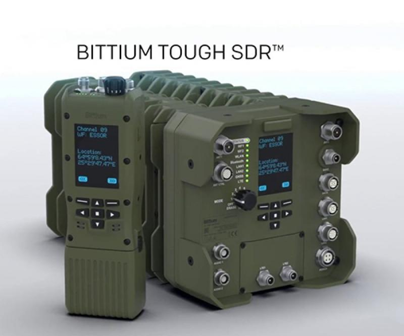 Bittium's Tactical & Secure Communications at DSEI 2019