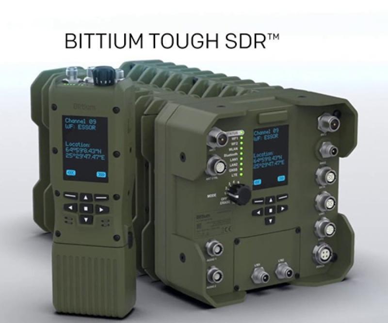 Bittium Exhibits New Tactical Radios at Eurosatory
