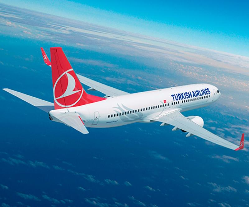 Boeing, Turkish Airlines Finalize Deal for Up to 30 787 Dreamliners