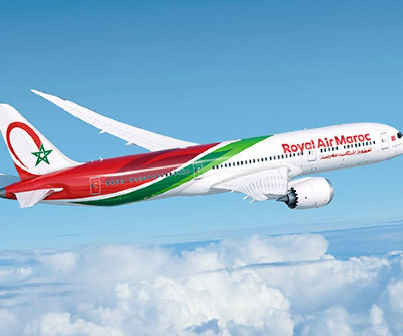 Boeing Delivers First 787-9 Dreamliner for Royal Air Maroc