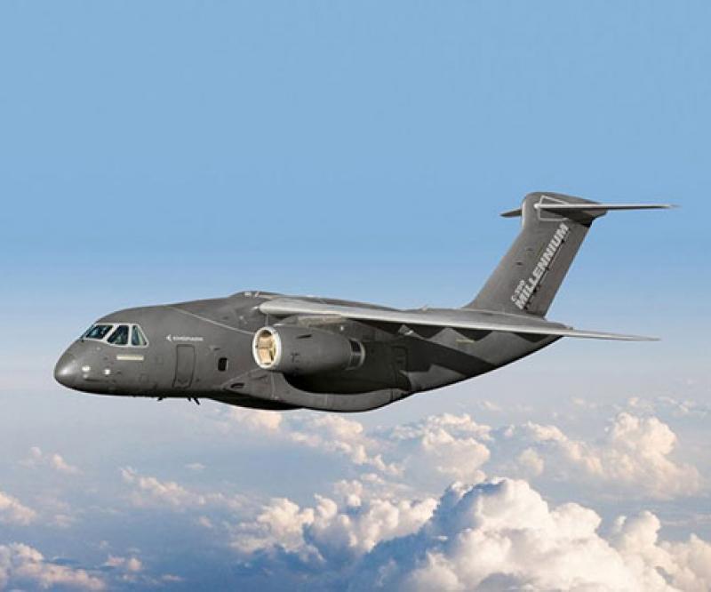 Boeing Embraer - Defense to Develop New Markets for C-390 Millennium