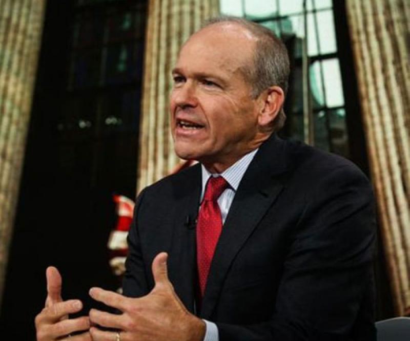 Boeing Names David L. Calhoun President and CEO