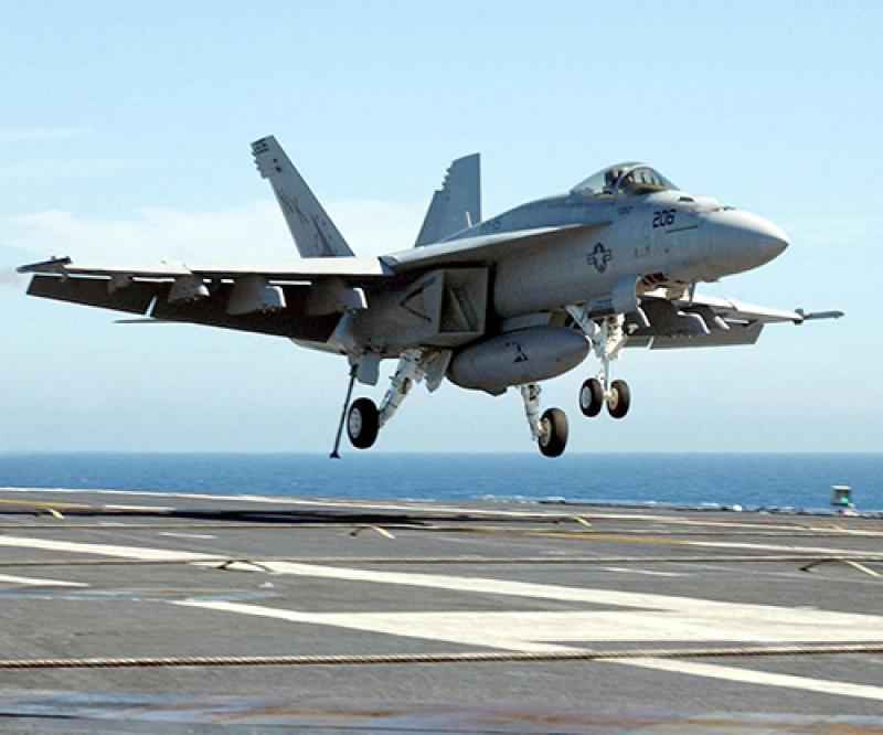 Boeing Wins Contract for F/A-18 Super Hornet, Growler Modifications