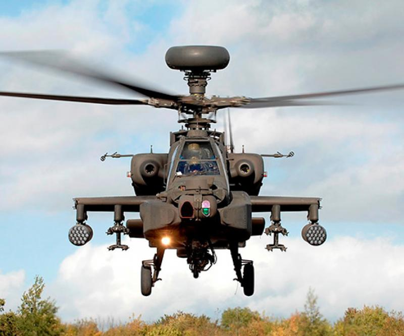 British Apaches to Join 'Saif Sareea 3' Exercise in Oman