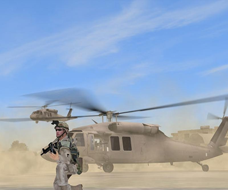 CAE USA Mission Solutions Awarded USSOCOM Contract