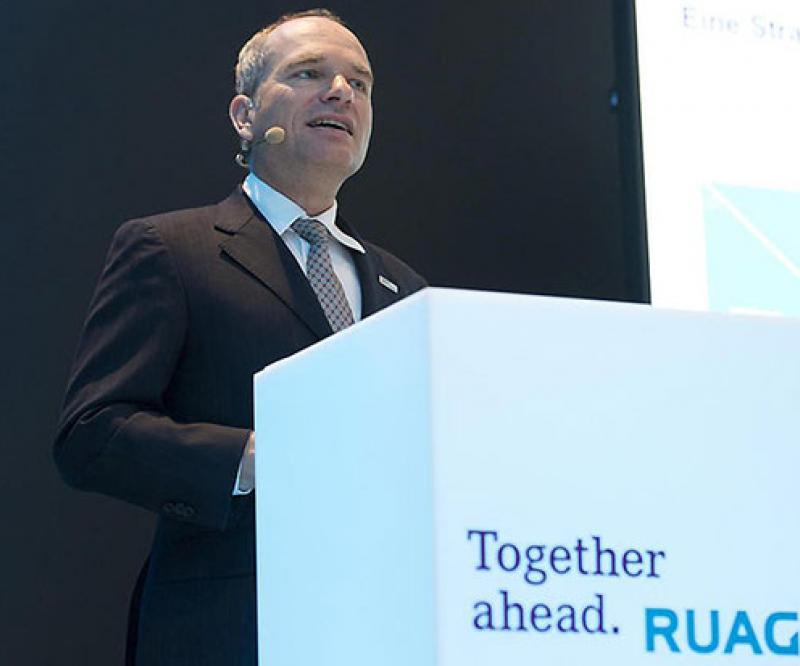 CEO Urs Breitmeier to Leave RUAG