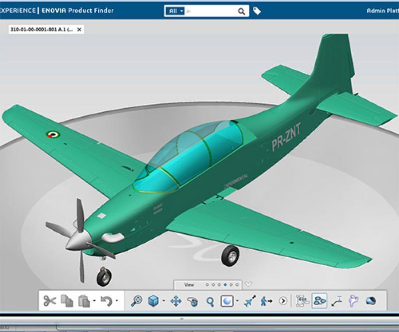 Calidus Uses Dassault Systèmes' 3DEXPERIENCE Platform