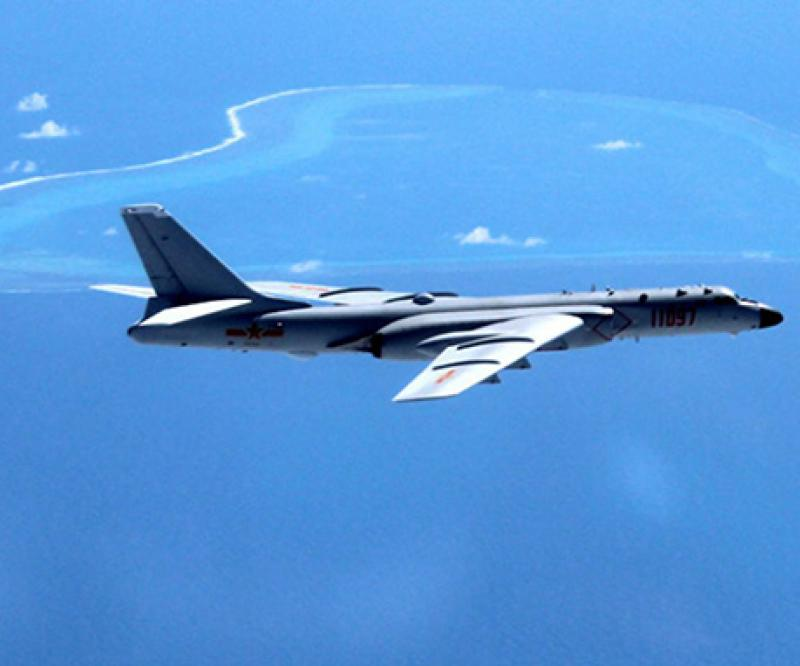 China to Send Strategic Bombers to International Army Games in Russia