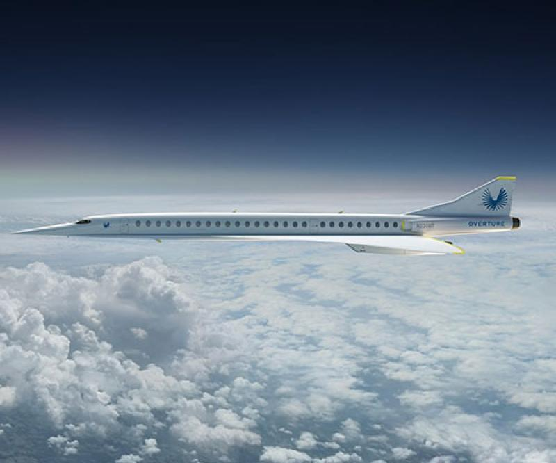 Collins Aerospace, Boom Supersonic Announce Strategic Collaboration