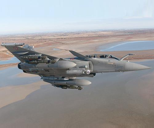 "Dassault Aviation Launches Rafale ""F4"" Standard"