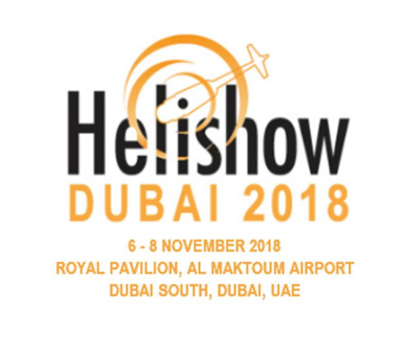 Dubai HeliShow to Feature Helicopter Aviation Awards