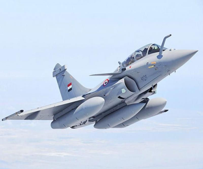 Egypt, France Conclude Joint Air and Naval Drills