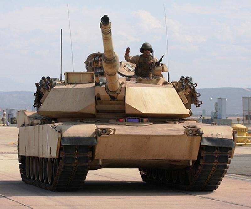 Egypt Produced 1,200 M1A1 Abrams Tanks