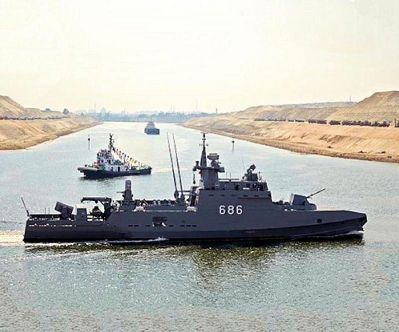 Egypt Requests Follow on Technical Support for Various Ships