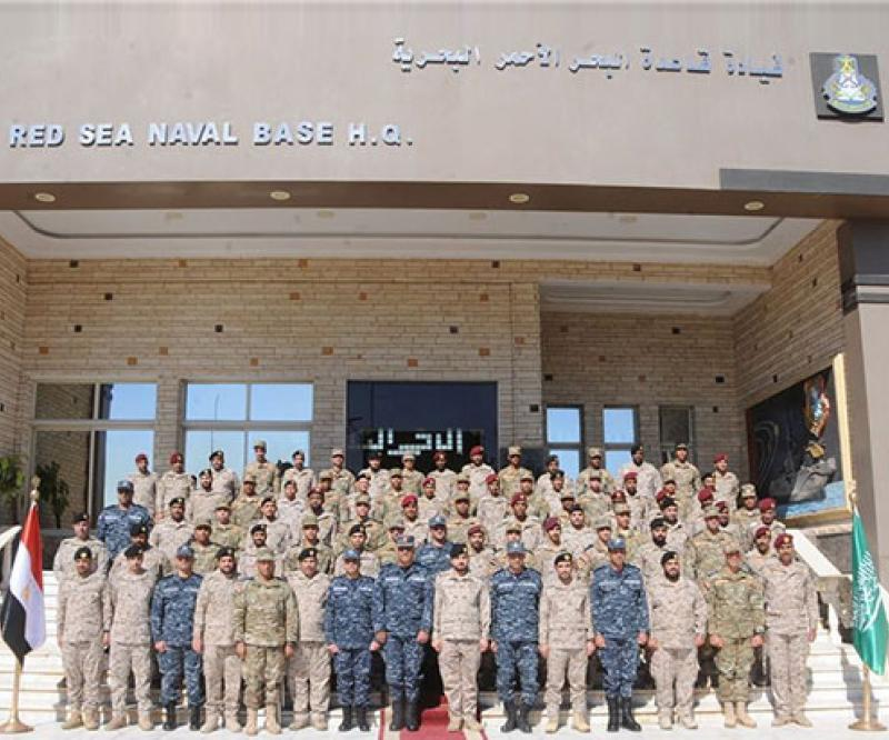 Egyptian, Saudi Naval Forces Start Joint Drills in Red Sea