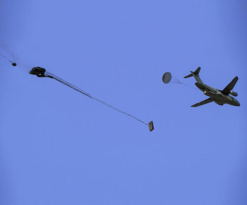 Embraer KC-390 Millennium Airlifter Concludes Airdrop Testing Campaign