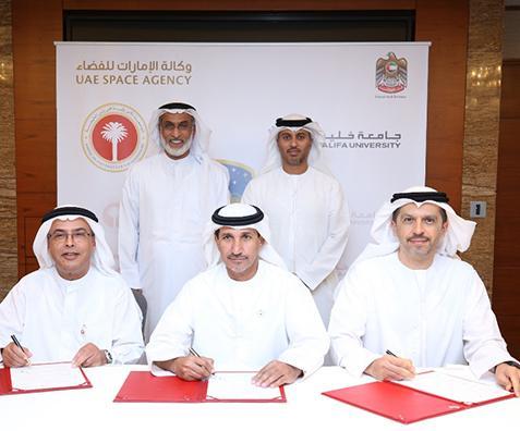 Emirati Students Developing MeznSat Nanosatellite