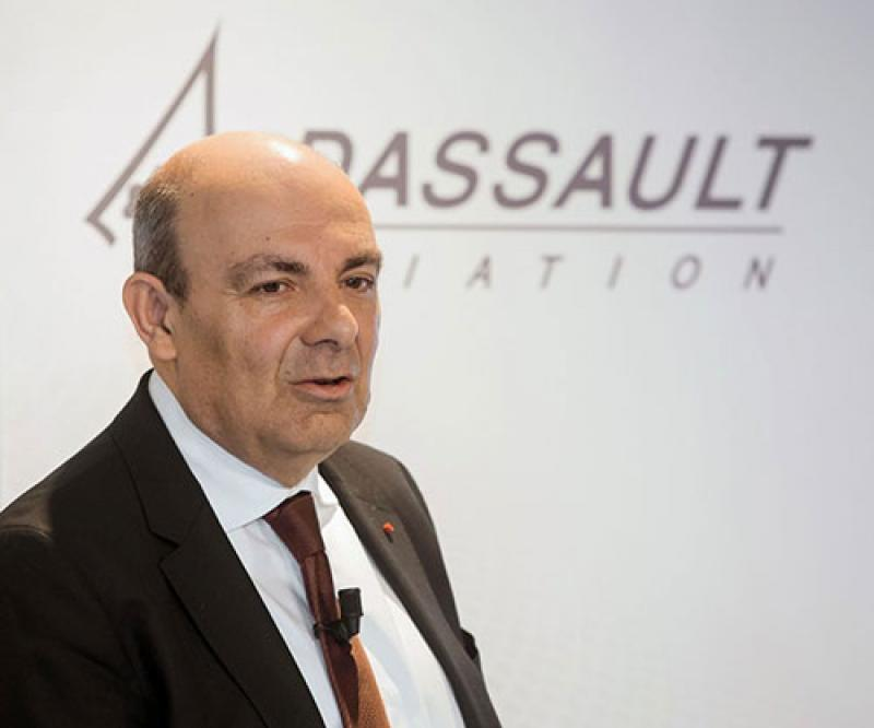 Eric Trappier Reelected President of AeroSpace and Defence Industries Association of Europe